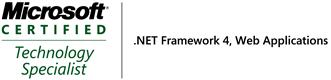 Microsoft Certified Technology Specialist (MCTS) for Web Applications Development With .NET Framework 4